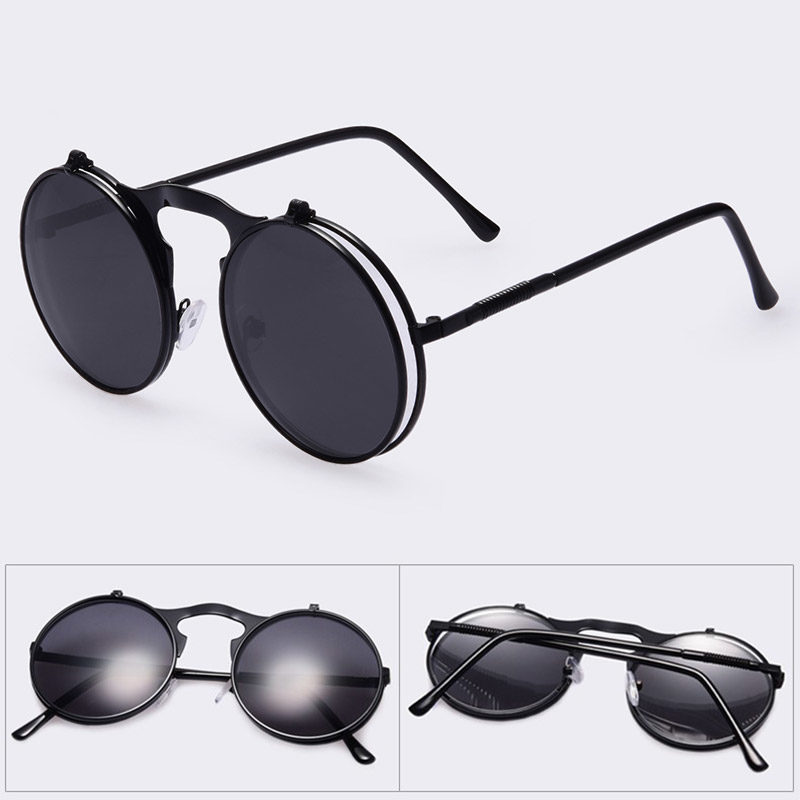 Vintage Steampunk Sunglasses