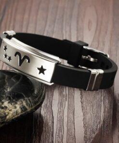 zodiac charm bracelet 2 247x296 - Zodiac Charm Bracelet
