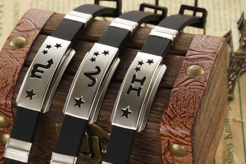 Zodiac Charm Bracelet