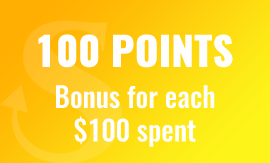 Spicy Points - Bonus Spent
